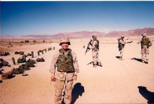 Veteran Day Blog_Shawn Blair Pic 1