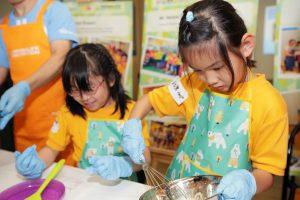 Evento para Niños en APAC
