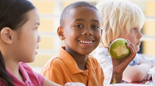 Invirtiendo en educación nutricional