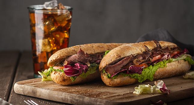 La dieta del sandwich Subway