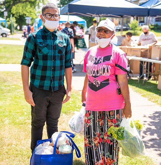 Apoyando a las familias durante la pandemia de coronavirus
