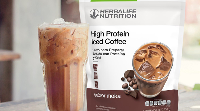 Herbalife Nutrition High Protein Iced Coffee