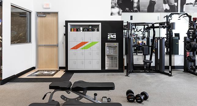 Herbalife24 Centro de entrenamiento