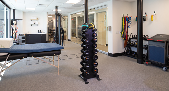Proactive terapia física
