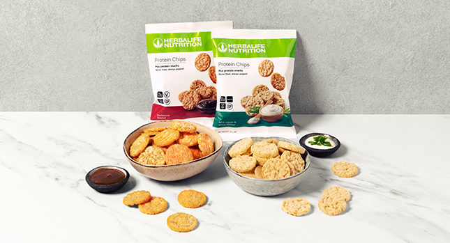 Herbalife Nutrition Protein Chips